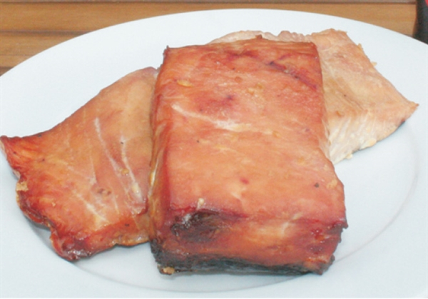 Tea hot-Smoked Kingfish