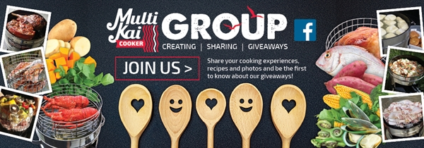 Join our MultiKai Cooker Group!