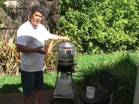MultiKai Cooker - Hangi Cooking Demonstration